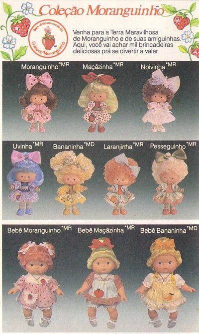 Você se lembra?: bonecas