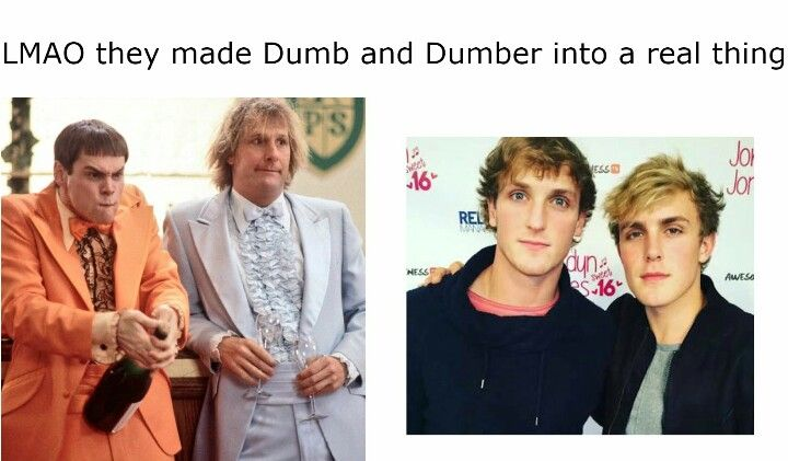 technically they didn't because they are brothers and floyd and harry are friends so when they become less then brothers then this post will be accurate