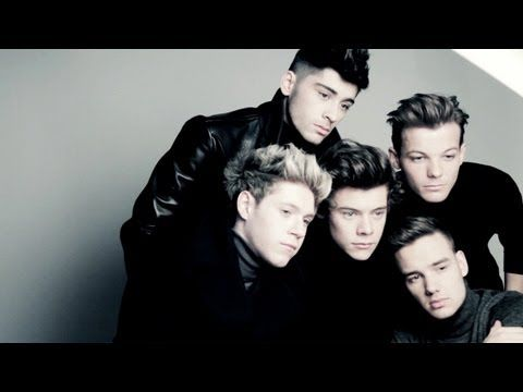 One Direction for British GQ   Behind the Scenes Exclusive
