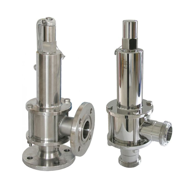 Niezgodka Type 35 Safety Valve