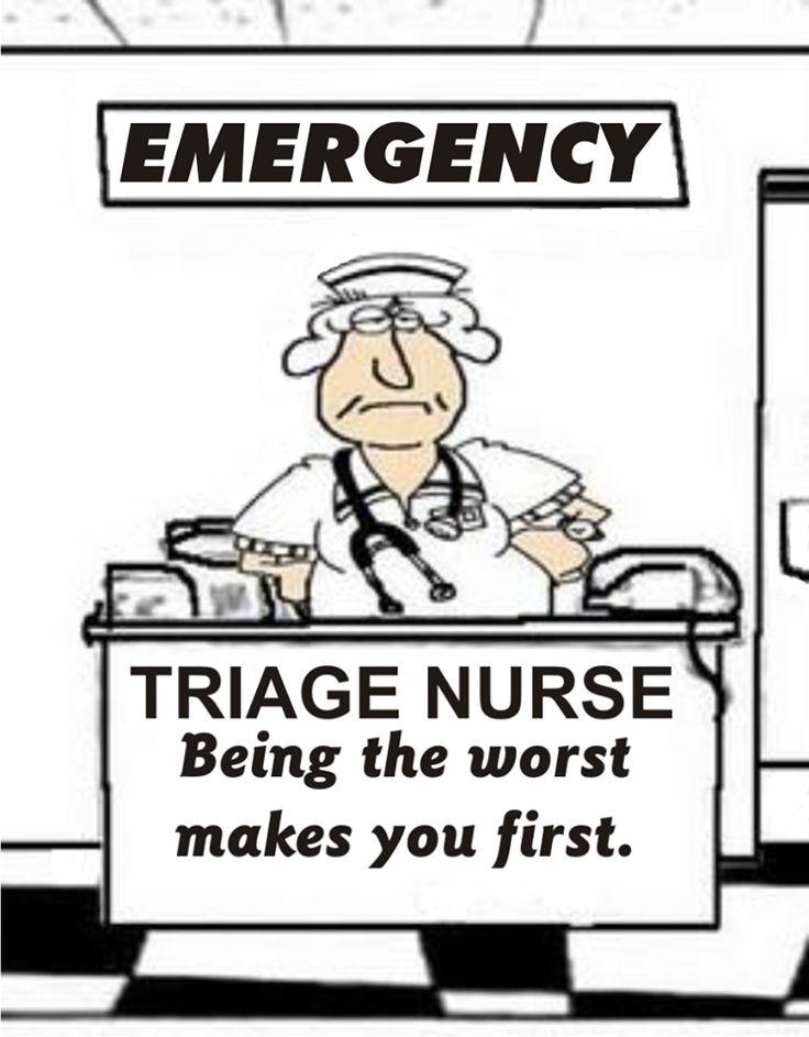 Emergency Room Nurses Notes