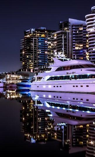 ♂ Yacht Night Marina Urban Life http://devis-demenagement-tunisie.com/demenagement-kebili.html