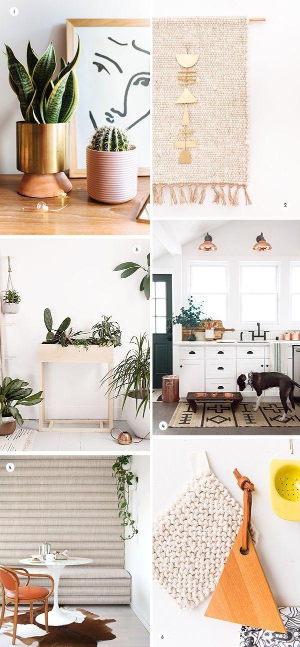 6 (Home Focused) DIYs to Try This Weekend! Love number 1 and 3 especially. #diy #tutorial #weekendprojects #weekendideas #weekenddiy