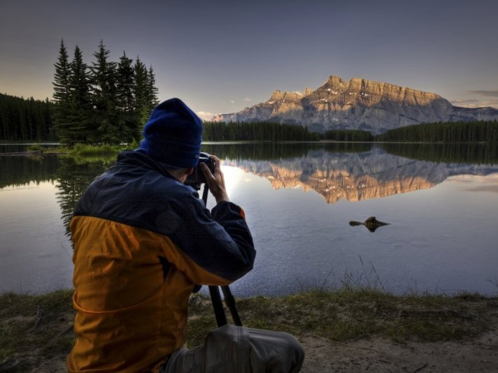 For something more local to NA: Banff springstART cultural festival