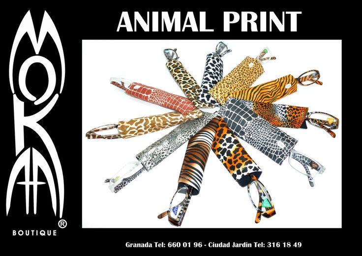 GAFAS ANIMAL PRINT