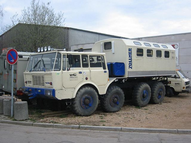 Tatra Zo139077 640x480 Pixels Expedition VehicleMotor HomesAudiZombie