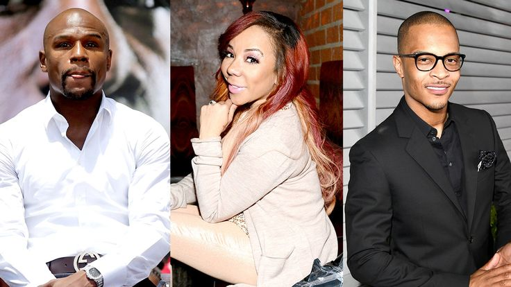 Tameka 'Tiny' Cottle  Uses Floyd Mayweather's Friendship To Drive T.I. Crazy And Jealous #FloydMayweather, #TI, #TamekaCottle, #Tiny celebrityinsider.org #Entertainment #celebrityinsider #celebrities #celebrity #celebritynews