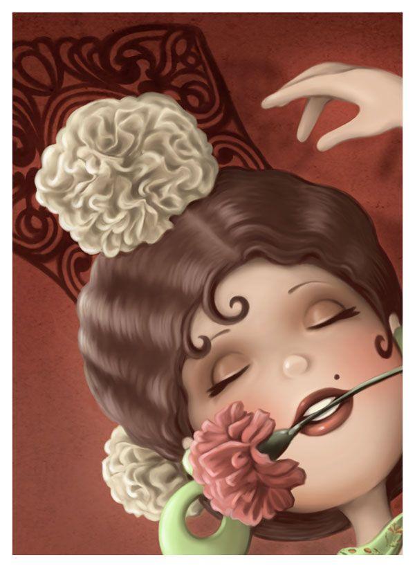 Ilustraciones Nina de San