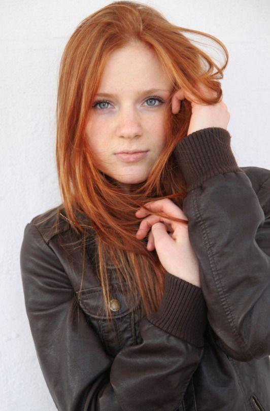My Hot Redhead