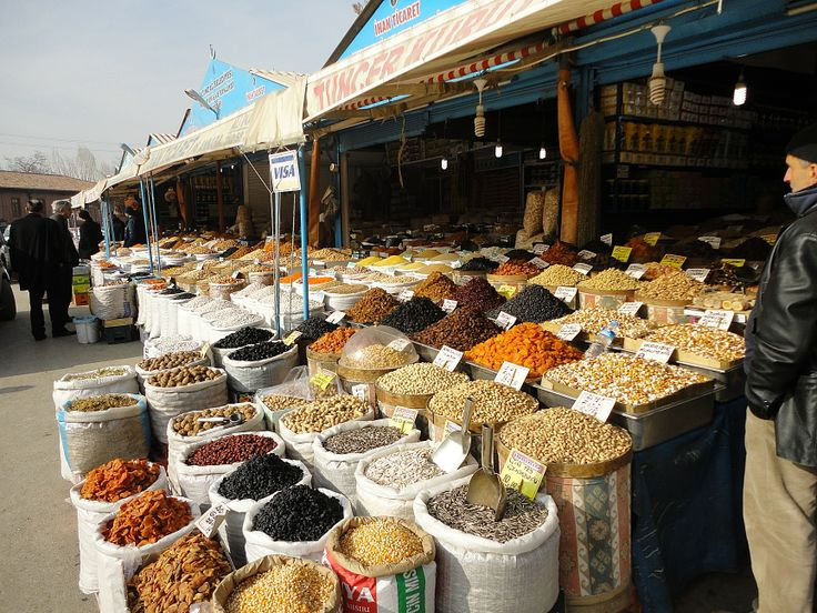 bazaar, Ankara