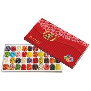 Surprise your love one with this Jelly Belly 40-Flavor Valentine's Day Gift Box