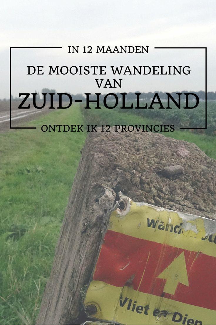 De mooiste wandeling van Zuid-Holland. Genieten in de polders van de Hoekse Waard