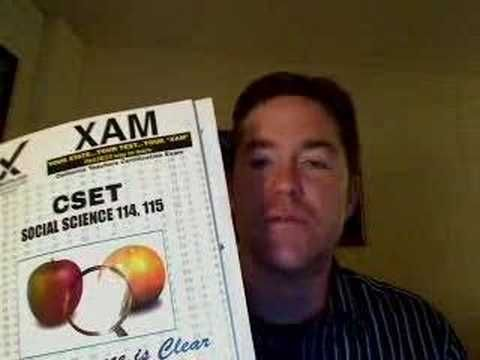 Cset study tips