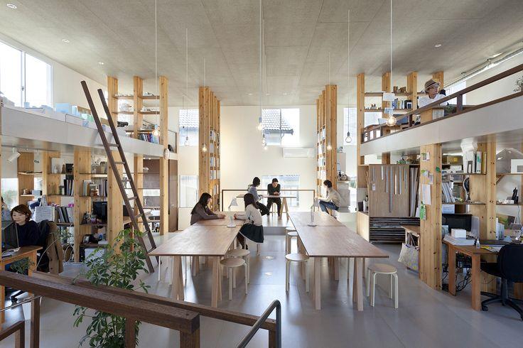 Gallery - Pillar Grove / Mamiya Shinichi Design Studio - 1