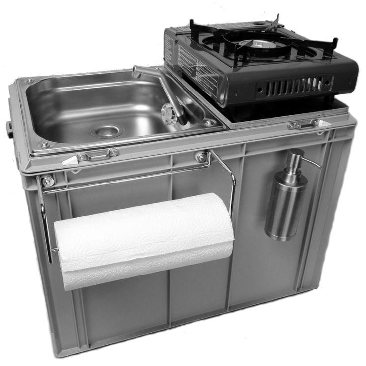Camping Küche Ideen: Camping Waschbecken, Campingbus Und