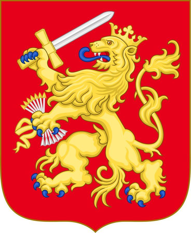 Lion of the Dutch Republic