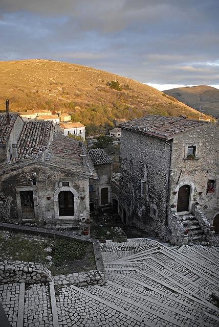 Santo Stefano di Sessanio - Abruzzo