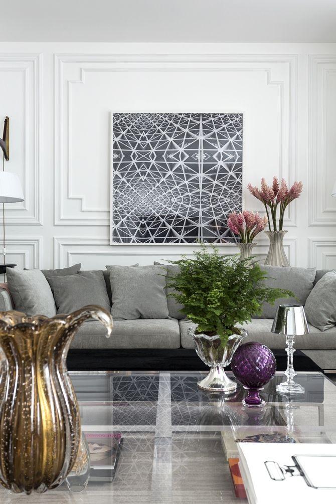 Living Room by Mauricio Karam