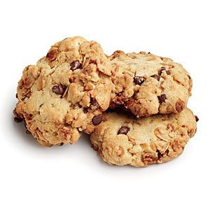Satisfy after-school muchies with Quinoa-Granola Chocolate Chip Cookies. Use an already-made batch of our Nutty Whole-Grain Granola to whip up these scrumptious cookies.