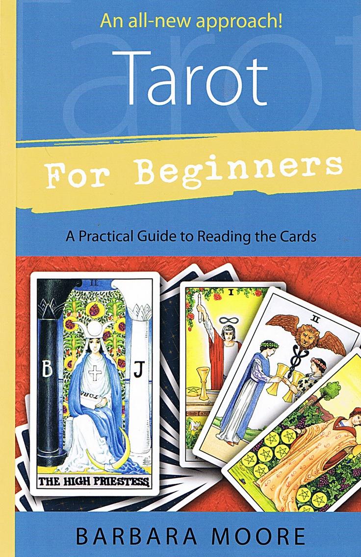 83 best tarot books images on pinterest tarot cards tarot spreads tarot for beginners by barbara moore fandeluxe Gallery