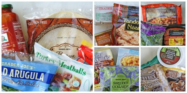 5 Trader Joe's Meals (5 ingredients or less!) | A Nutritionist Eats