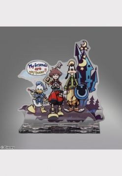 KINGDOM HEARTS HD 2.8 Final Chapter Prologue Acrylic Stand COMING