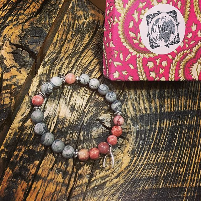 Mala's are the perfect gift because not only are they meaningful but each one is an original piece of art you can wear every day. Here are a few in stock from The Urban Gypsy. Shop hand made and get yours today for only $25 each. www.theurbangypsy.ca #mala #malajewelry #shoplocal #yegmade #bracelets #perfectxmasgift #edmontonmade