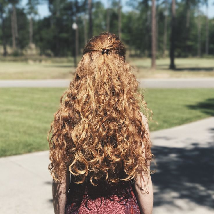 2017 Curly Hair Care Routine on By Chloe!! redhead, curls, naturally curly, sheamoisture, hask, jason, tea tree, sulfate free, diffuser, beautiful, argan oil, blog, hair goals, blogger, style, get to know me, hairstyle, long locks