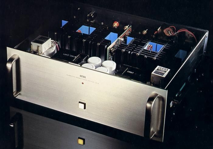 STAX DA-80 (launched 1976)