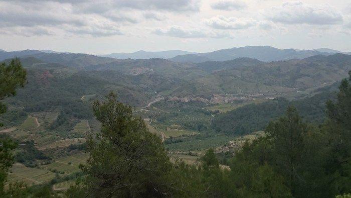 Foto de La Vilella Baixa - La Figuera - Damunt Roca - Coll de les Bassetes - La Vilella Baixa