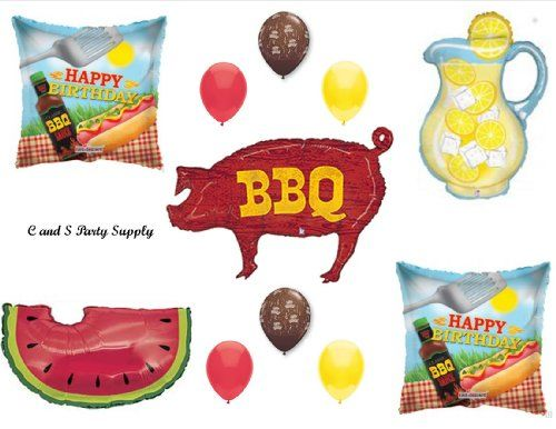 BBQ Cookout Birthday PARTY Balloons Decorations Supplies Lemonade Picnic Watermelon Anagram http://www.amazon.com/dp/B00KQ7WI5C/ref=cm_sw_r_pi_dp_piFDvb1XW00Q6