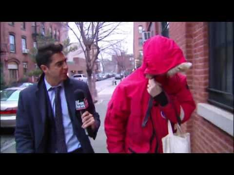 Watters catches up to one of the cowards who accosted Ivanka on JetBlue…not such a tough guy now! | BizPac Review