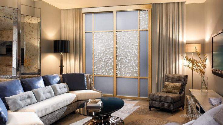 Двери и перегородки раздвижные стеклянные для балкона в Петербурге