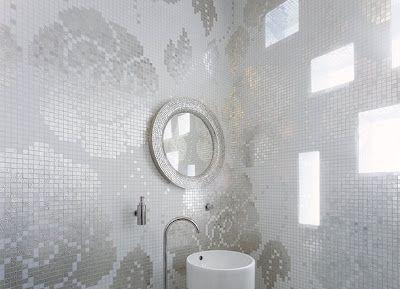 Bisazza bathroom