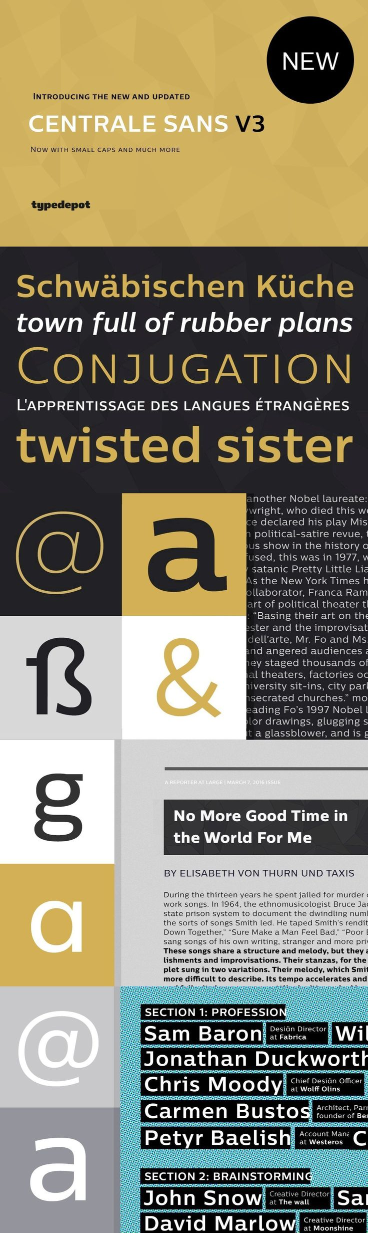 25 beautiful humanist font ideas on pinterest chalkboard fonts centrale sans centrale sans is a modern sans serif typeface combining the geometric and gamestrikefo Choice Image