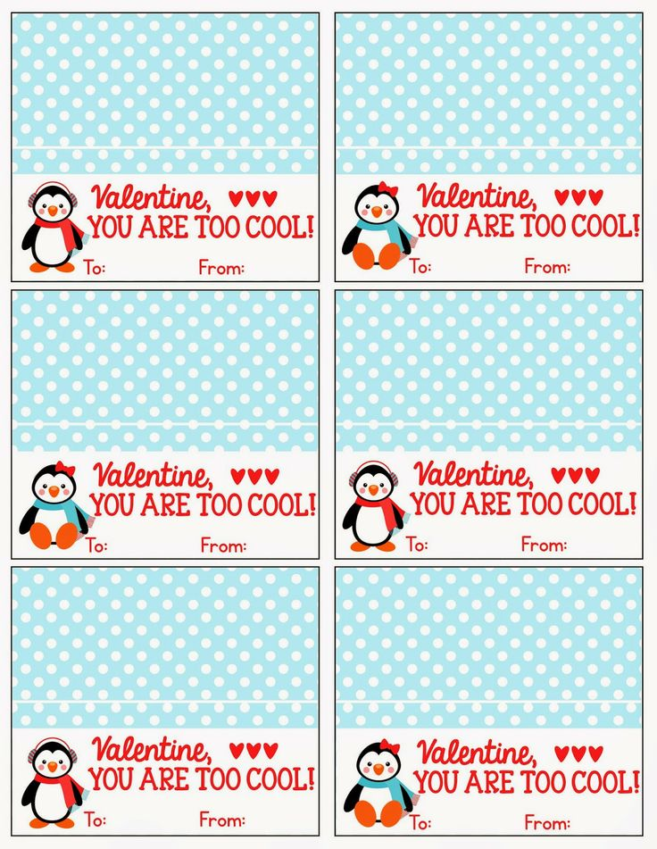 1501 best Valentine Printables images on Pinterest | Valantine day ...