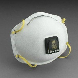 8515 Particulate Respirator Lot 10 Face Mask 3M by R3S. $35.40. Respirators are specifically designed for use in work applications where metal fumes may be present such as welding, brazing, grinding, metal pouring, and more. Each filter has at least 95% efficiency for protection against solid and liquid particles excluding those containing oil. Welding respirators are disposable and feature the 3MTM Cool FlowTM Exhalation Valve and welding web. Also available with ...