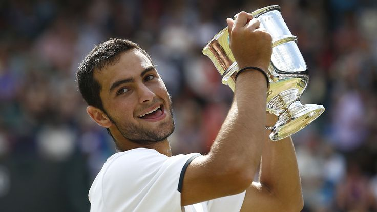 Noah Rubin, American tennis player - 2014 Wimbledon Juniors champion