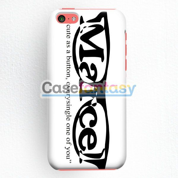 Marcel Styles Quotes Cover iPhone 5C Case | casefantasy