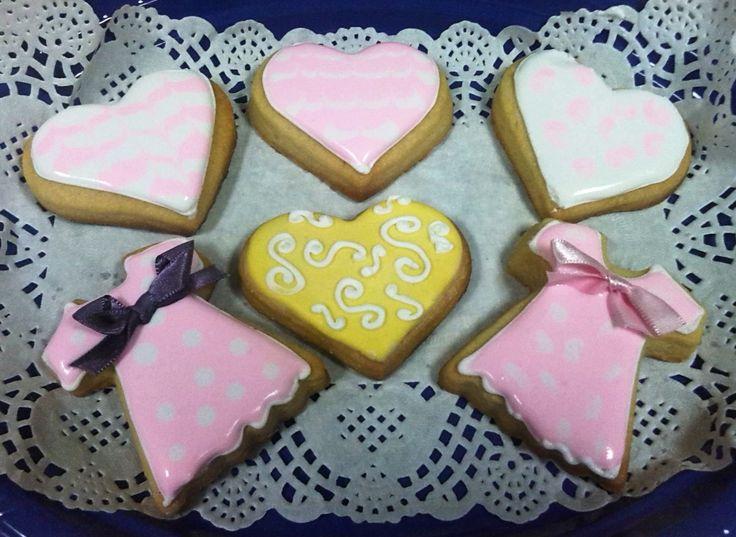 Como decorar galletas con glasé Paso a Paso (glass