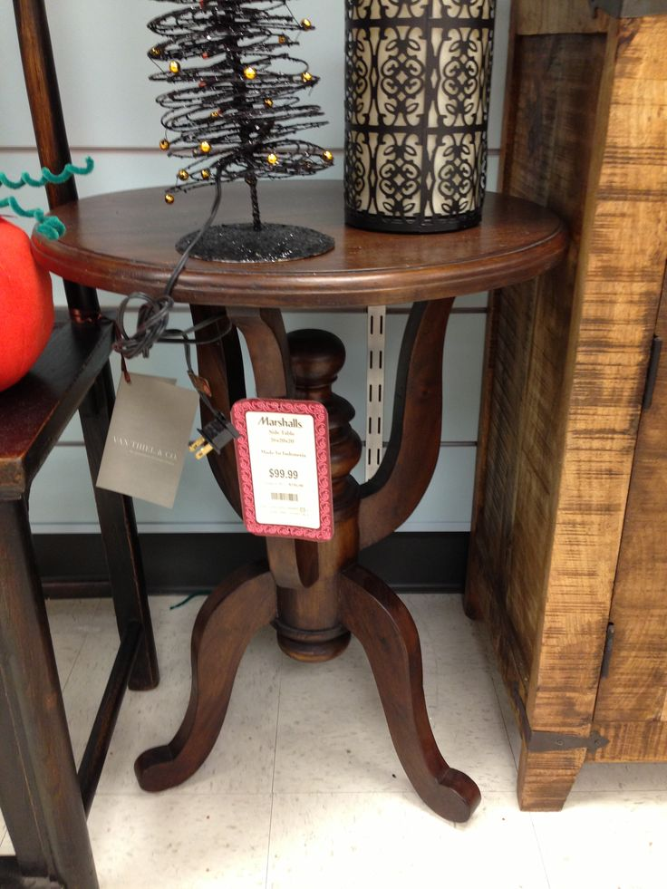 Round End Table Marshall 39 S Furniture Room Designs