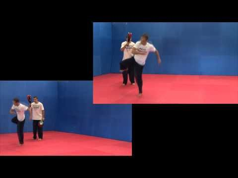 Training For Taekwondo Knockouts With Olympic Coach Paul Green WOW