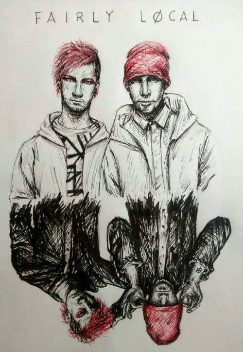 Tøp One of my favorite fanarts yet. I love it so much. The pen just blended so well....