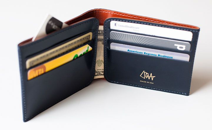 Of a Kind - TWO-TONE WALLET