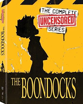 Regina King & John Witherspoon & Aaron McGruder & Creator -The Boondocks: The Complete Series