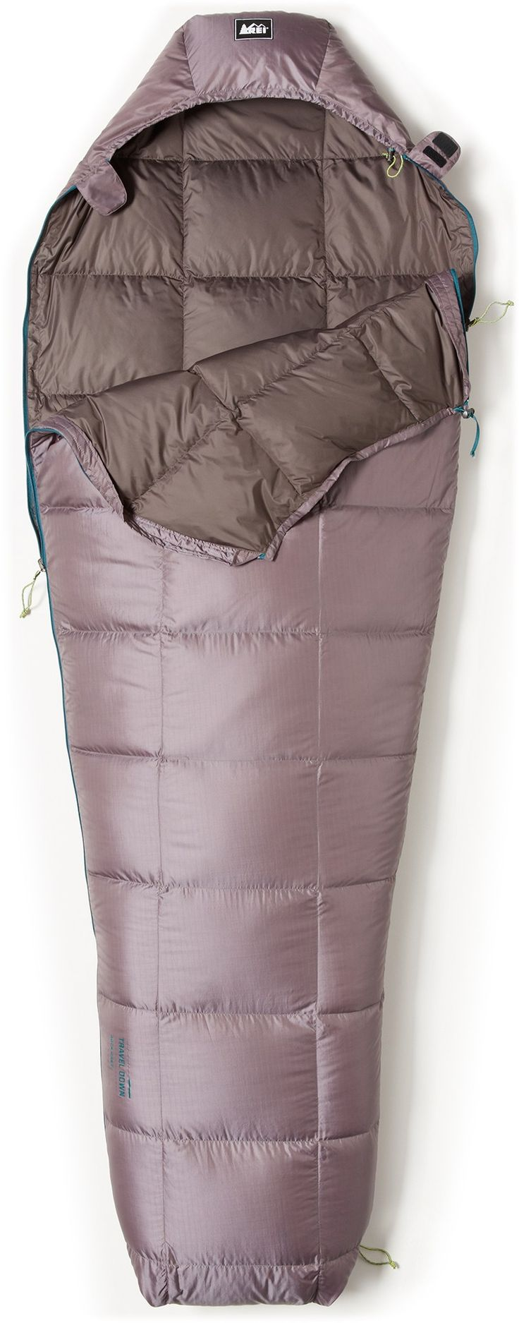 REI Travel Down Sleeping Bag [for anyone else looking since the Halo is out of stock]