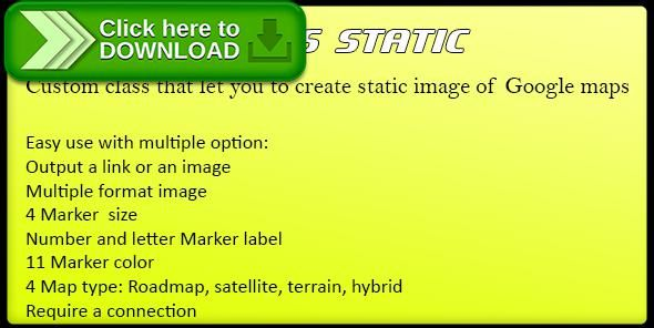 [ThemeForest]Free nulled download Google Maps Static Image Creator from http://zippyfile.download/f.php?id=44701 Tags: ecommerce, .net, control, custom, easy, google, google maps, image, map, maps, net, static, url