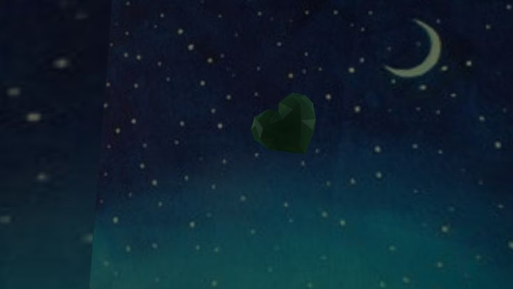 exercise using blend shape, from Maya. It´s a heart... so you know. Yeah, this is just an image. sorry