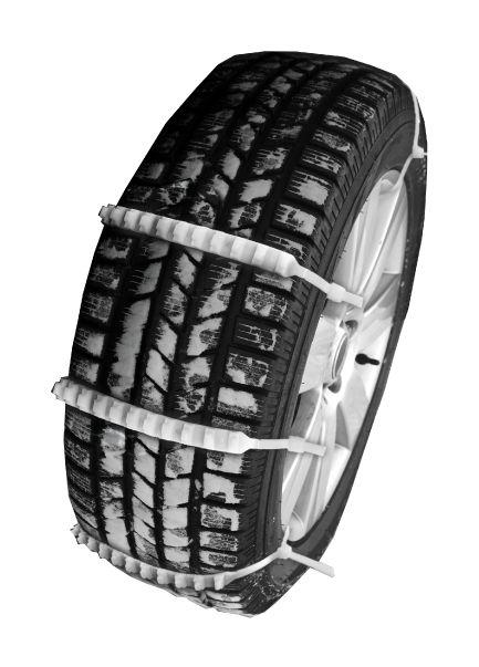 Zip Tie Tire Chains For Emegencies Zip Grip Go