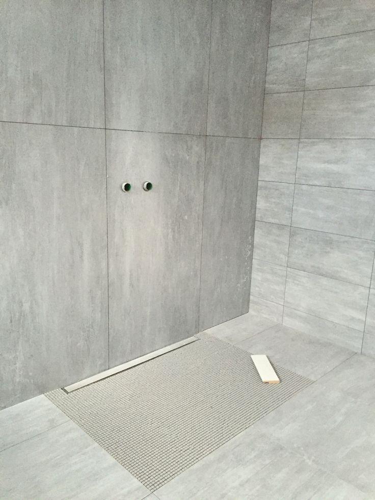 Mosaikk på Masterbathroom